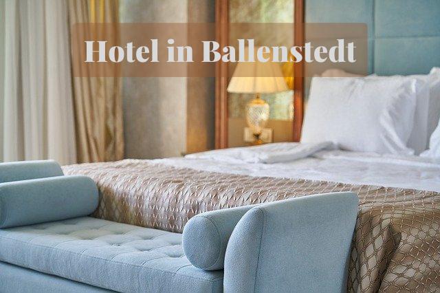 Ballenstedt Hotel günstig buchen